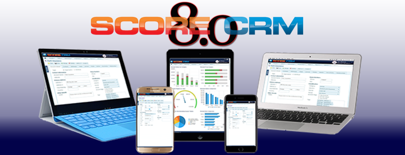 Score CRM - A whole new ball game
